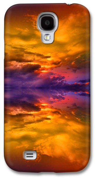 Dream Scape Galaxy S4 Cases - Dreaming Over Water Galaxy S4 Case by Tara Turner