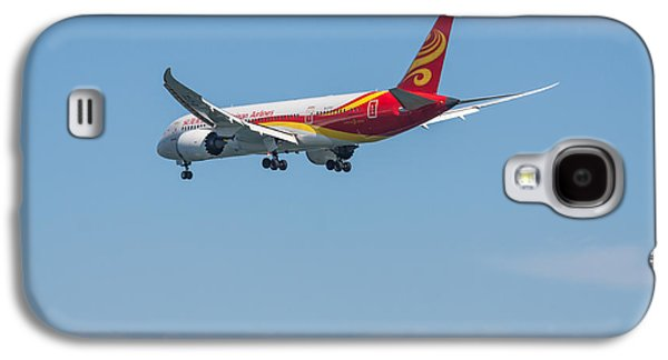 Jetsetter Galaxy S4 Cases - Dreamliner Galaxy S4 Case by Brian MacLean