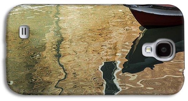 Boat Galaxy S4 Cases - Dreamy waters Galaxy S4 Case by Yuri Santin