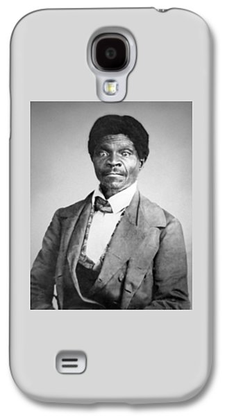 African-american Galaxy S4 Cases - Dred Scott Galaxy S4 Case by War Is Hell Store