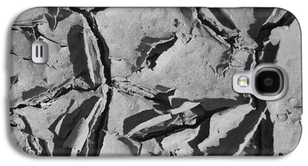 Dried Mud Galaxy S4 Case by Mike McGlothlen
