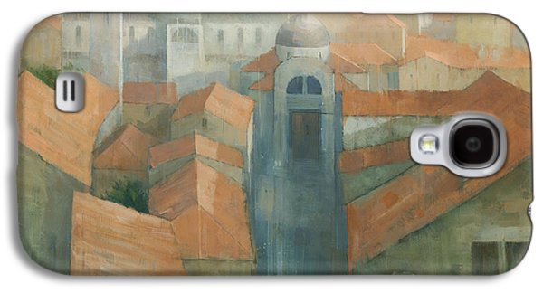 Recently Sold -  - Light Galaxy S4 Cases - Dubrovnik Rooftops Galaxy S4 Case by Steve Mitchell