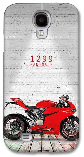 Ducati 1299 Panigale Galaxy S4 Case by Mark Rogan