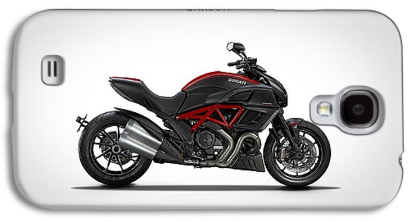 Recently Sold -  - Sports Photographs Galaxy S4 Cases - Ducati Diavel Carbon Galaxy S4 Case by Mark Rogan