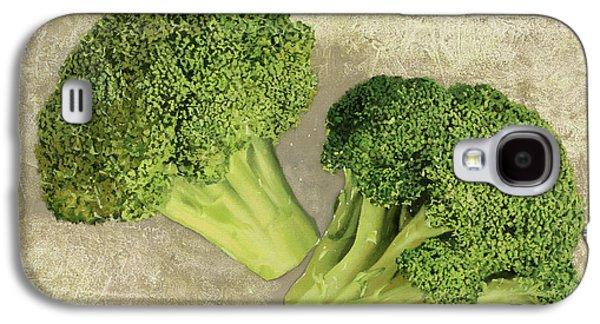 Due Broccoletti Galaxy S4 Case by Guido Borelli