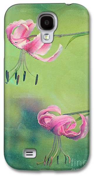 Aimelle Galaxy S4 Cases - Duet - v01a Galaxy S4 Case by Variance Collections