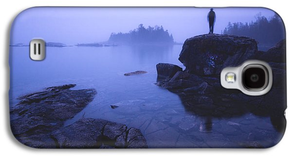 Dunks Point At Sunrise Galaxy S4 Case by Cale Best