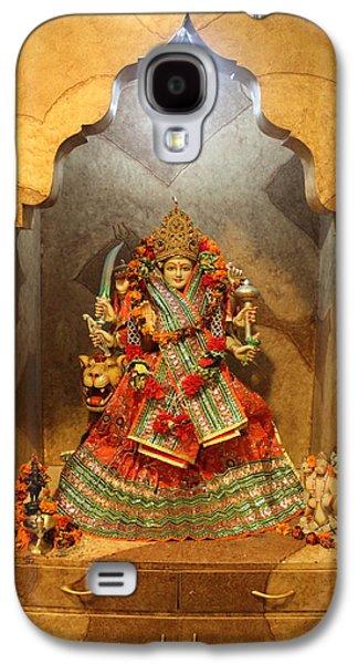 Durga, Ane Publishing, Delhi Galaxy S4 Case by Jennifer Mazzucco