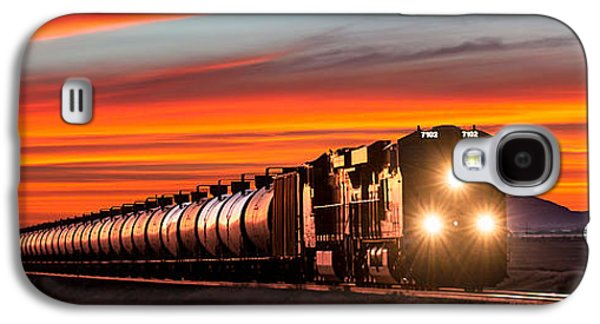 Early Morning Haul Galaxy S4 Case by Todd Klassy