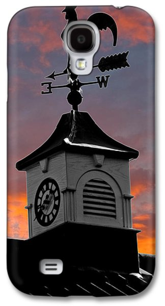 Weathervane Galaxy S4 Cases - East by South Galaxy S4 Case by Brian Roscorla