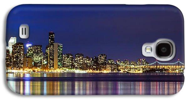 East River View Galaxy S4 Case by Az Jackson