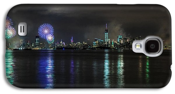 Recently Sold -  - 4th July Galaxy S4 Cases - East to West River Galaxy S4 Case by Jed Smith