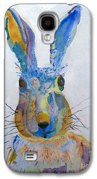 Easter Bunny Galaxy S4 Case by Sandy McIntire