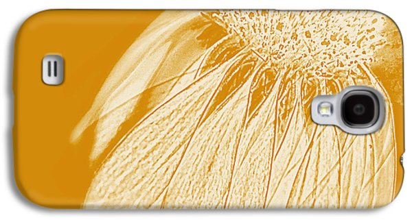 Echinacea Galaxy S4 Case by Linde Townsend