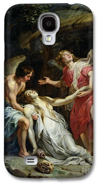 Ecstasy Of Mary Magdalene Galaxy S4 Case by Peter Paul Rubens