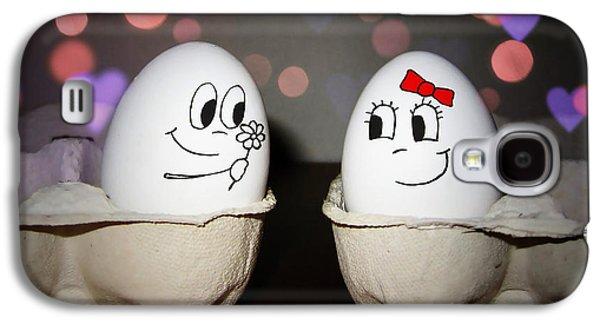 Egg Love Galaxy S4 Case by Nicklas Gustafsson