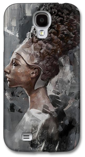 Egyptian Culture 14b Galaxy S4 Case by Maryam Mughal