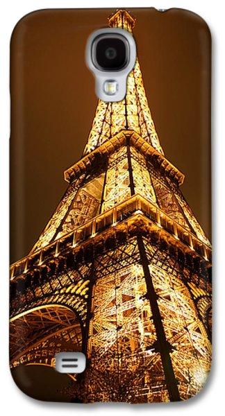 Eiffel Galaxy S4 Case by Skip Hunt