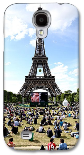 Eiffel Tower 14 Galaxy S4 Case by Andrew Fare