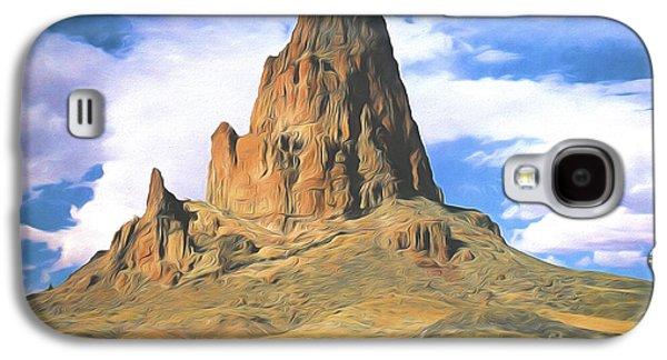 El Capitan Paintings Galaxy S4 Cases - El Capitan Galaxy S4 Case by Steve Bailey