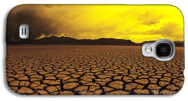 Mud Season Galaxy S4 Cases - El Mirage Desert Galaxy S4 Case by Larry Dale Gordon - Printscapes