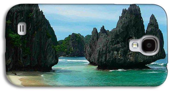 El Nido  The Philippines Last Frontier Galaxy S4 Case by Benjie Cuevas
