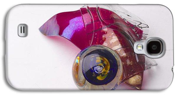 Contemporary Glass Galaxy S4 Cases - Elements of Dreams Galaxy S4 Case by Mykel Davis