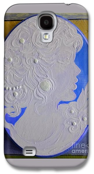 Girl Jewelry Galaxy S4 Cases - Elenore Galaxy S4 Case by Jennifer Russell