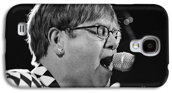 Elton John Photographs Galaxy S4 Cases - Elton John-0137 Galaxy S4 Case by Gary Gingrich Galleries