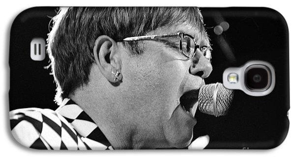 Elton John Photographs Galaxy S4 Cases - Elton John-0139 Galaxy S4 Case by Gary Gingrich Galleries