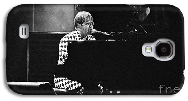 Elton John Photographs Galaxy S4 Cases - Elton John-0145 Galaxy S4 Case by Gary Gingrich Galleries