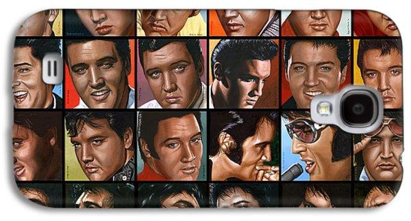 Elvis 24 Galaxy S4 Case by Rob de Vries