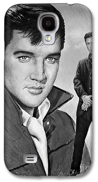 Elvis Roustabout Galaxy S4 Case by Andrew Read
