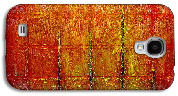 Tiled Galaxy S4 Cases - Emerge  Galaxy S4 Case by Shadia Zayed