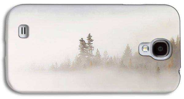 Fog Mist Galaxy S4 Cases - Emergence Galaxy S4 Case by Mike  Dawson