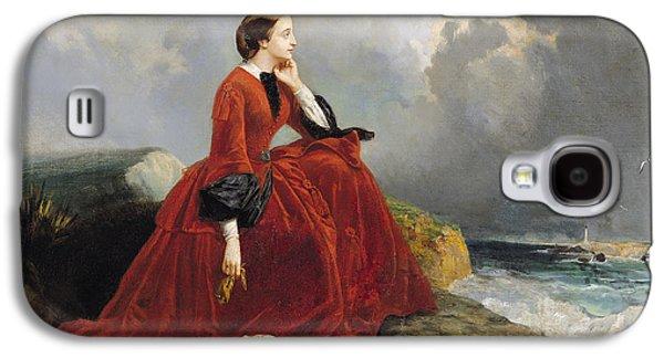 Empress Eugenie Galaxy S4 Case by E Defonds
