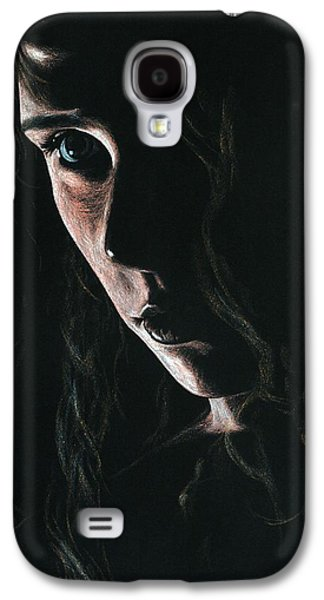 Sports Pastels Galaxy S4 Cases - Enchantress Galaxy S4 Case by Richard Young