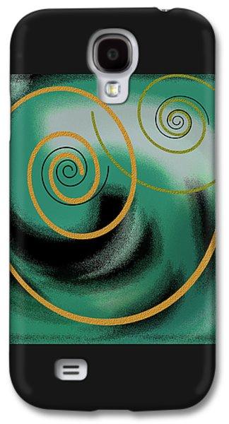 Encounter Galaxy S4 Case by Ben and Raisa Gertsberg