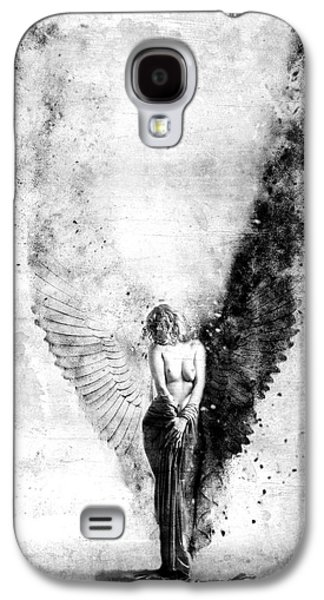 Realism Mixed Media Galaxy S4 Cases - End of Innocence Galaxy S4 Case by Photodream Art