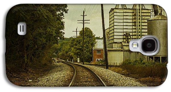 Suburban Digital Art Galaxy S4 Cases - Endless Journey Galaxy S4 Case by Andrew Paranavitana