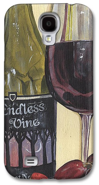 Endless Vine Panel Galaxy S4 Case by Debbie DeWitt