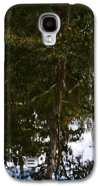 Nature Abstract Galaxy S4 Cases - Enjoy the Silence Galaxy S4 Case by Richard Andrews