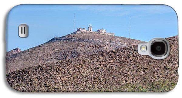 Entallada Lighthouse - Fuerteventura Galaxy S4 Case by Joana Kruse