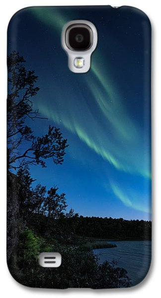 Norway Galaxy S4 Cases - Enter Night Galaxy S4 Case by Tor-Ivar Naess