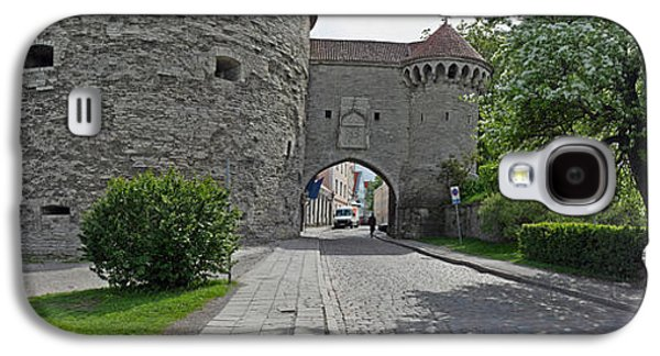 Tallinn Galaxy S4 Cases - Entrance Of A Fortress, Fat Margaret Galaxy S4 Case by Panoramic Images
