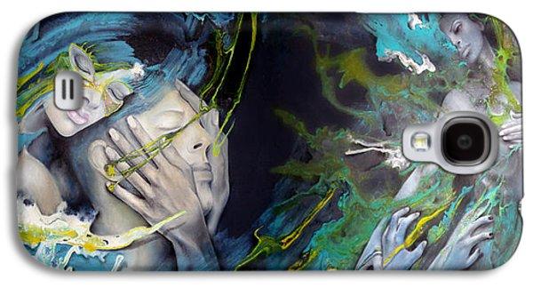 Envied Love Galaxy S4 Case by Daniela Cojocarita