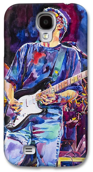 Eric Clapton And Blackie Galaxy S4 Case by David Lloyd Glover