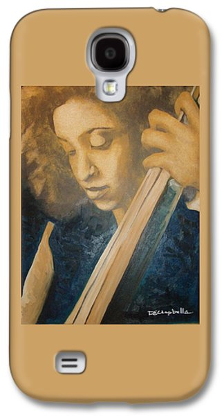 African-american Galaxy S4 Cases - Esperanza Galaxy S4 Case by Dawn Campbell