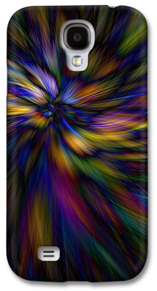 Photo Manipulation Galaxy S4 Cases - Essence Galaxy S4 Case by Lauren Radke