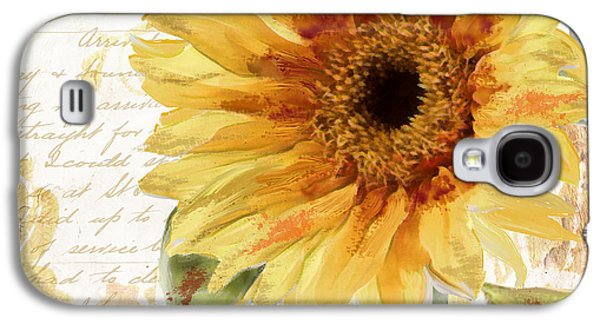 Recently Sold -  - Botanical Galaxy S4 Cases - Ete II Galaxy S4 Case by Mindy Sommers
